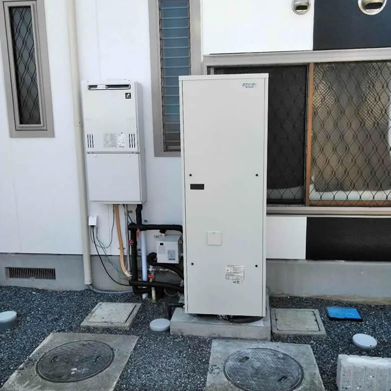 株式会社ケンセイ「太陽熱温水器」の施工実績