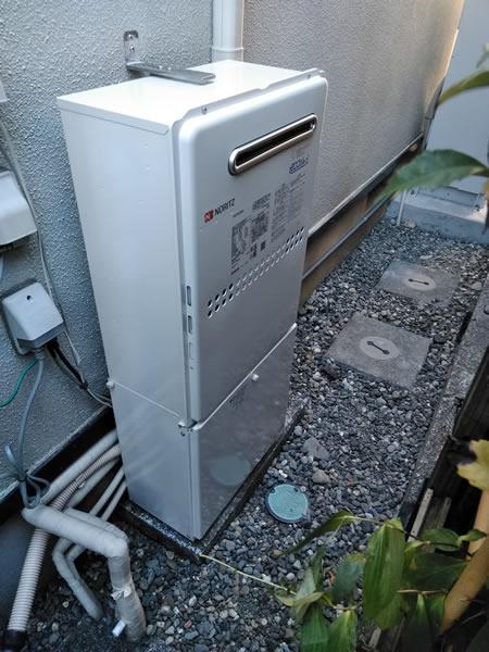 株式会社ケンセイ「給湯器交換、浴室暖房乾燥機」の施工実績